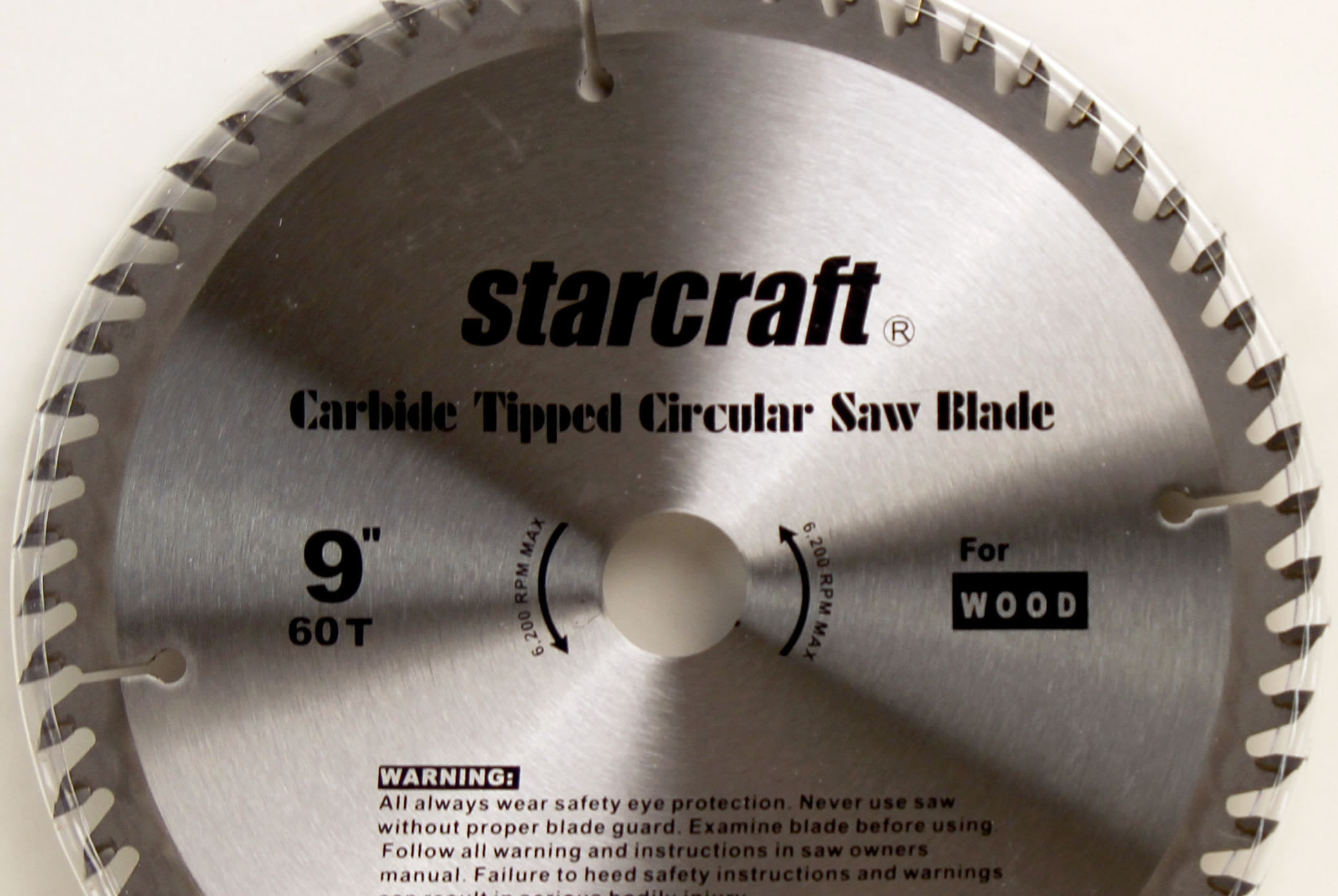 Starcraft Saw Blades & Drill Bits