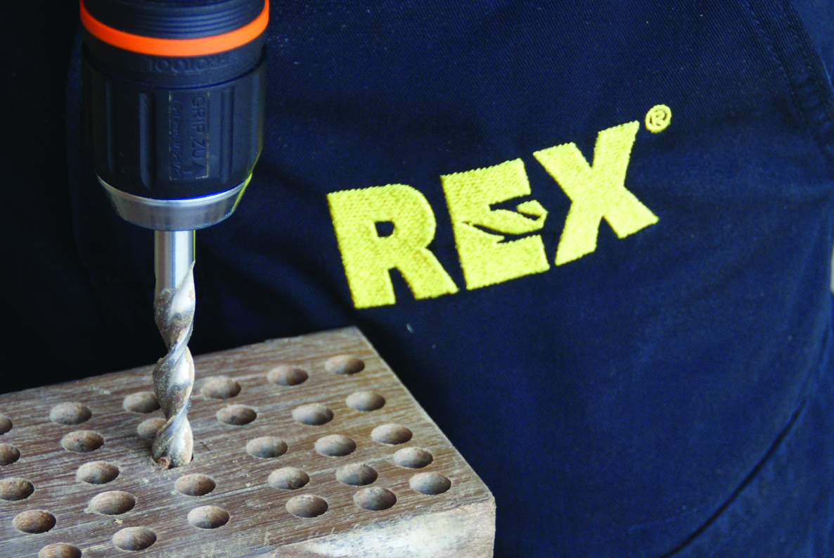 REX Tools Concrete Drill Bits & Chisels